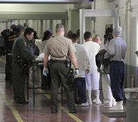 Riot at Calif. state prison ends with 2 inmates stabbed