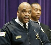 Chief: Chicago police seize about 1 illegal gun every hour