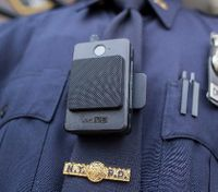 NYC speeding up plan to equip officers with body cameras