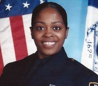 Slain NYPD detective honored on anniversary of death