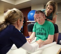 Wounded Baton Rouge deputy still defying odds a year after ambush