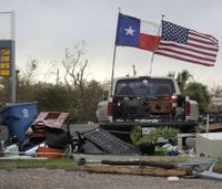 President Trump approves major disaster declaration for Texas