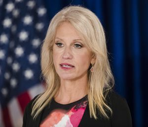 Attorney General Jeff Sessions announced that Counselor to the President Kellyanne Conway will supervise White House efforts to fight the opioid epidemic. (Photo/AP)