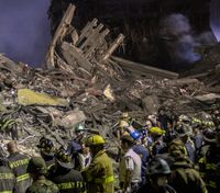 Two dozen city workers from Ground Zero put on unlimited sick leave