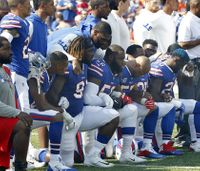 Firefighter relieved of duties after saying pro athletes should be shot for protesting