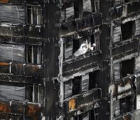 Veteran firefighter accused of looting after deadly Grenfell Tower fire