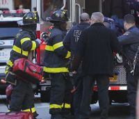 8 dead, 11 hurt after vehicle drives onto bike path near WTC site