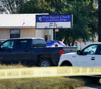 Police: Texas church attack stemmed from domestic situation