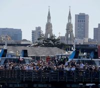 Suspect denies terror plot for San Francisco's Pier 39