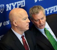 NYPD, mayor criticize DA's policy to not prosecute fare beaters