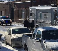 Pa. officer shot while serving warrant in stable condition