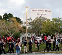 Report: Elementary SRO rushed to Parkland high school