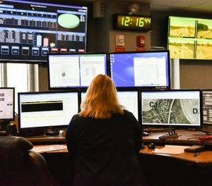 More than 299 text messages have been sent to 911 dispatchers across Palm Beach County as of Aug. 21. (AP Photo/Lisa Marie Pane)
