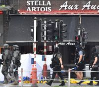 2 Belgium officers stabbed, killed with their service weapons