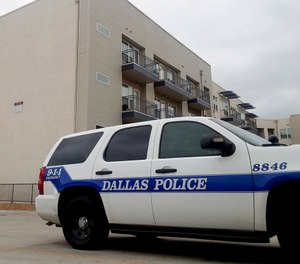 A recently released audit showed that some Dallas police officers are working more hours off duty than they do on-duty. (AP Photo/Ryan Tarinelli)