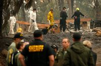 2018 a year of wildfires, continued need for firefighter recovery strategies