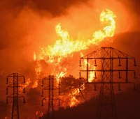 Calif. state firefighters uneasy about wildfire risk maps