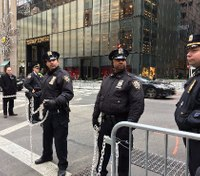 NYC to receive $25.7M from feds for securing Trump Tower
