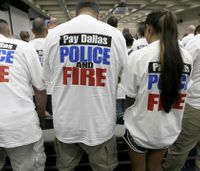 Dallas public safety plan would increase firefighter hiring