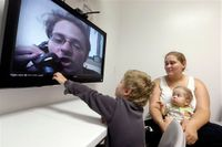 Warden: Smartphone app for inmate video calls reduces contraband risk