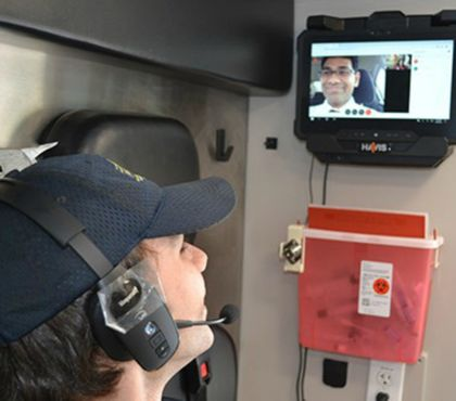 3 potential applications of ambulance-based telemedicine