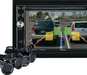 ASA's rear sensor system. (Photo/ASA Electronics)