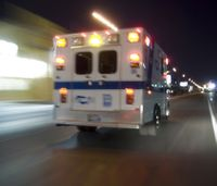 Poll result: Should shooting, stabbing victims self-transport or wait for EMS?