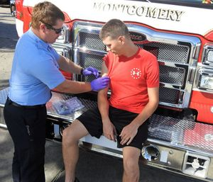 The front line treatment for anaphylaxis of all causes is epinephrine. (Courtesy photo)