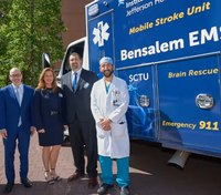 Penn. rescue squad debuts Mobile Stroke Unit