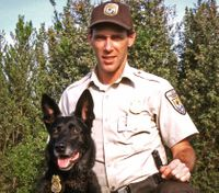 From reptile detection to suspect capture: A day in the life of a U.S. Fish & Wildlife Service K-9