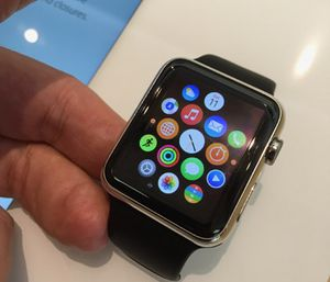 Lake County dispatchers are seeing a surge in accidental calls from Apple Watches. (Photo/Wikimedia Commons)