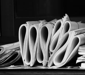 Paper processes cost money and are less efficient than software when it comes to tracking firearms. (Image Pixabay)
