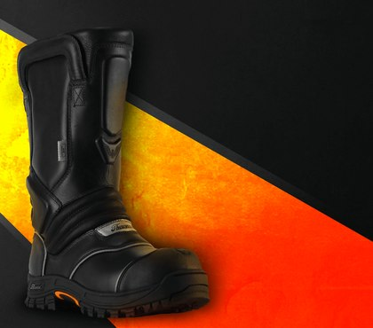 How to choose the right firefighting boot for the job