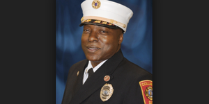 Columbia Fire Chief Aubrey Jenkins. Image: Columbia Fire Department