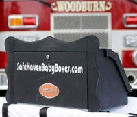 Paramedic vows 'baby box' legal defense