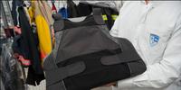 A case for giving firefighters, medics body armor