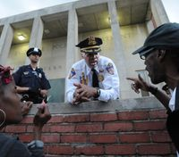 Baltimore police head to leave amid new management shake-up