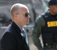 1 charge dropped as trial begins for officer charged in Freddie Gray death
