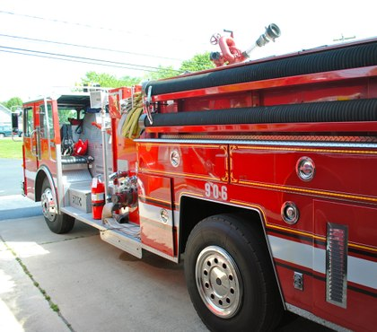 How today's public fire departments were born from private fire brigades