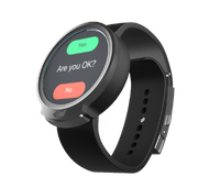 New smartwatch engages user and notifies first responders