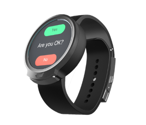 The watch analyzes the user's biometrics in real-time, looking for potential red flags. (Photo/iBeat)