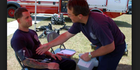 Why firefighter high blood pressure is different