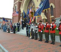 Maine first responders honored Sunday in annual 'Blue Mass'