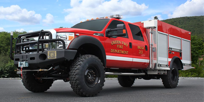 4 things to know before spec'ing a brush truck