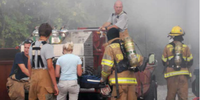 The root cause of firefighter maydays
