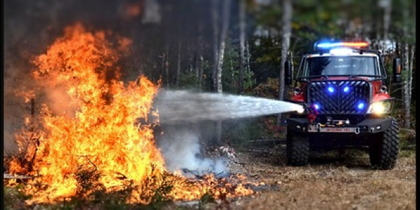 6 off-road rescue vehicles for winter