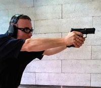 Shooting the new Heckler and Koch VP40