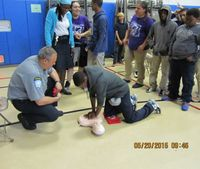 How we taught 14,735 people hands-only CPR in a single day