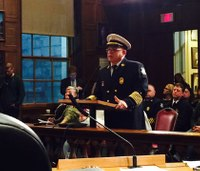 Maine fire chief retires after 27-year career