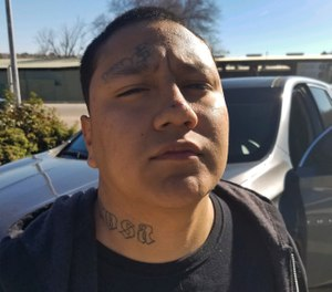 Shalom Mendoza escaped from San Quentin State Prison and was sought for nearly four days. A resident alerted authorities after seeing Mendoza at a restaurant in Paso Robles, more than 200 miles (320 kilometers) southeast of the prison. (California Department of Corrections and Rehabilitation via AP)